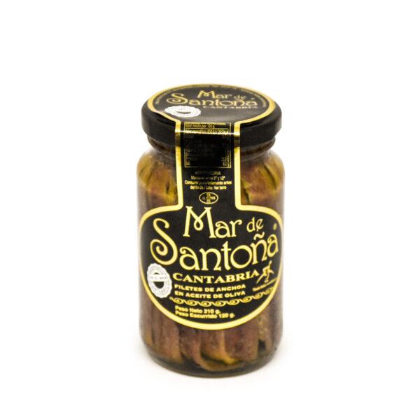 Anchoas y bonito de Santoña, Mar de Santoña